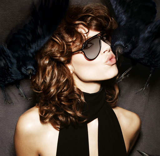 Tom Ford Maximillion Sunglasses Freja Beha Erichsen