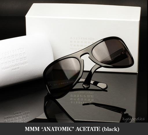 Maison Martin Margiela Anatomic Acetate sunglasses