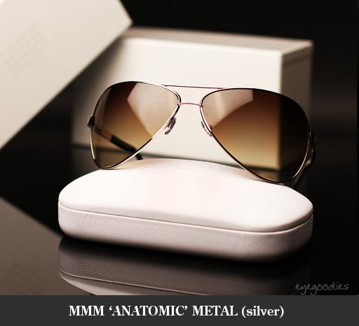 Maison Martin Margiela Anatomic Metal sunglasses