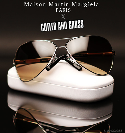 Maison Martin Margiela sunglasses X Cutler and Gross