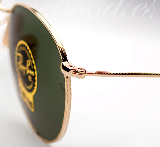 ray ban 3447  Ray Ban RB 3447 Sunglasses Round Metal