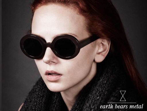 Chronicles of Never Eyewear Earth Bears Metal