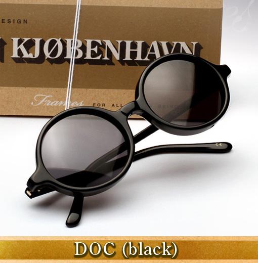 Han Doc Sunglasses - Black