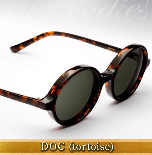 Han Doc Sunglasses - Tortoise