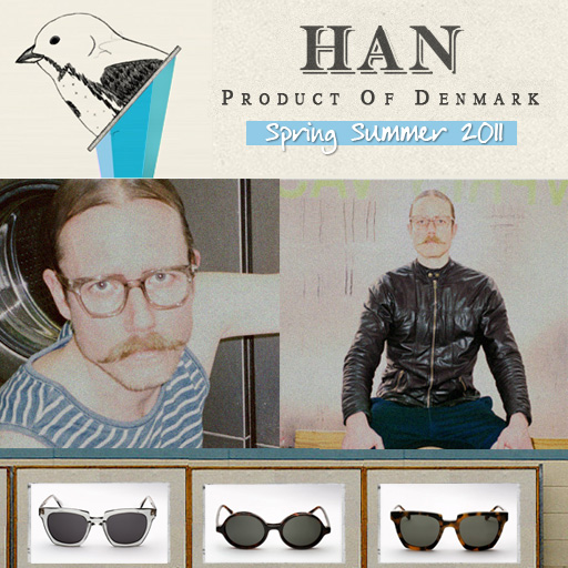 Han Eyewear 2011