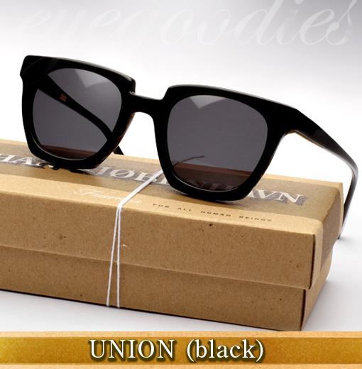 Han Union Sunglasses - Black