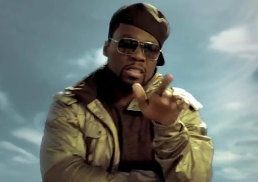50 cent in Mosley Tribes sunglasses