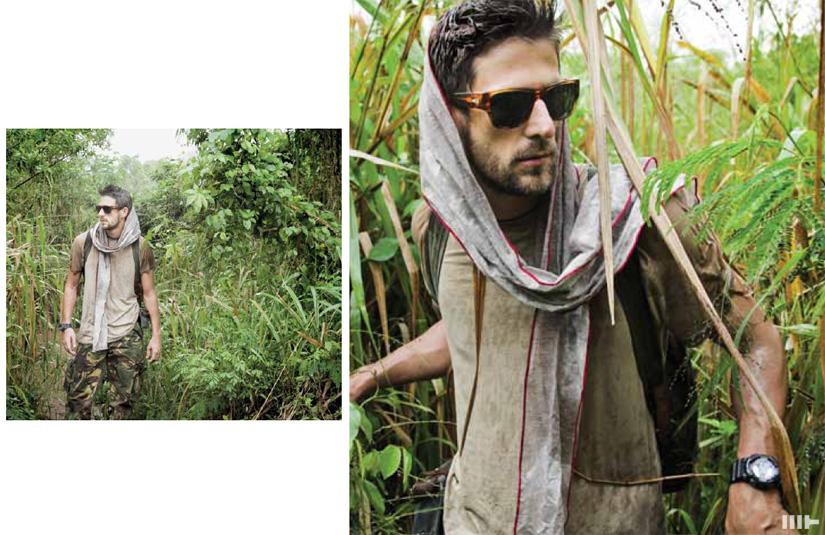 Mosley Tribes Hensley Sunglasses