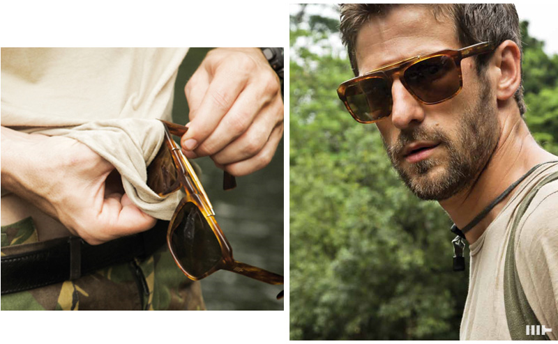 Mosley Tribes Merchant Sunglasses