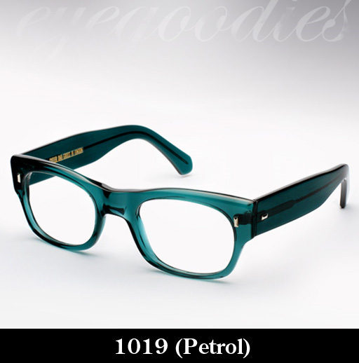 Cutler and Gross 1019 - Petrol Eyeglasses