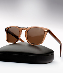 Cutler and Gross 1032 Sunglasses - Cola