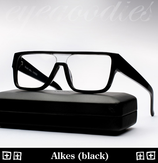 Ksubi Alkes Eyeglasses - Black