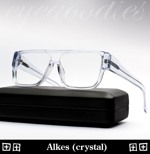 Ksubi Alkes Eyeglasses - Crystal