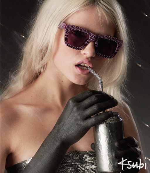Ksubi Atik Sunglasses - Desert