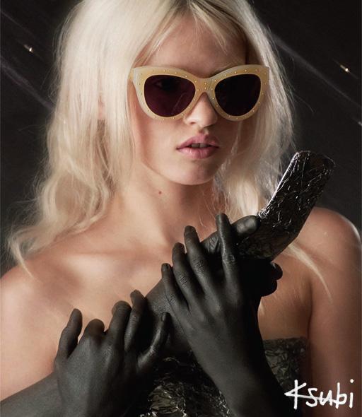 Ksubi Carina Sunglasses - Frost