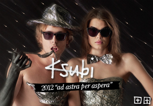 Ksubi Eyewear 2012