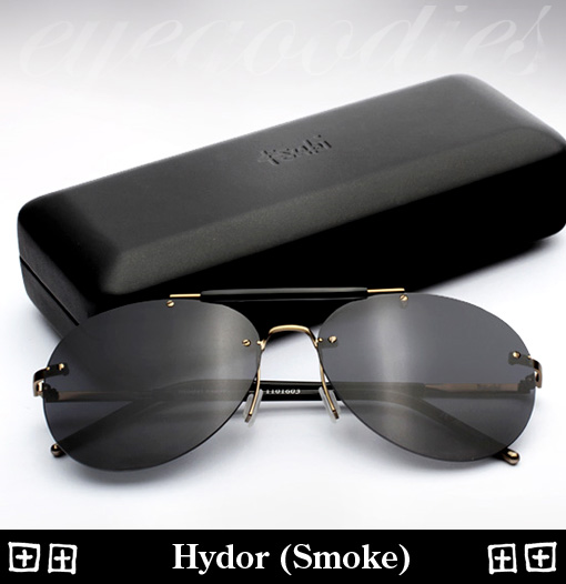 Ksubi Hydor Sunglasses - Smoke