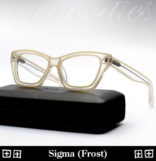 Ksubi Sigma Eyeglasses - Frost