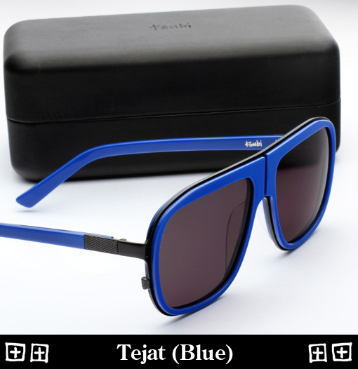 Ksubi Tejat Sunglasses - Blue