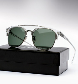 RetroSuperFuture 49er Sunglasses Crystal