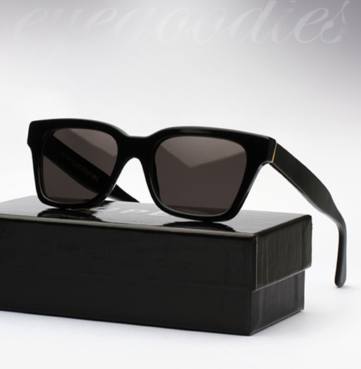 Super America Sunglasses - Black