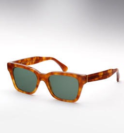 Super America Sunglasses - Light Havana