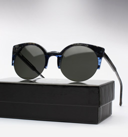 Super Lucia Sunglasses - Grey Stone
