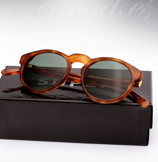 Super Paloma Sunglasses - Light Havana