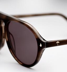 Contego the llosa sunglasses - grey swirl