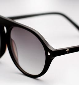 Contego the llosa sunglasses - matte black