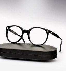 Cutler and Gross 1026 eyeglasses - Black