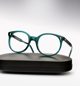 Cutler and Gross 1026 eyeglasses - Petrol