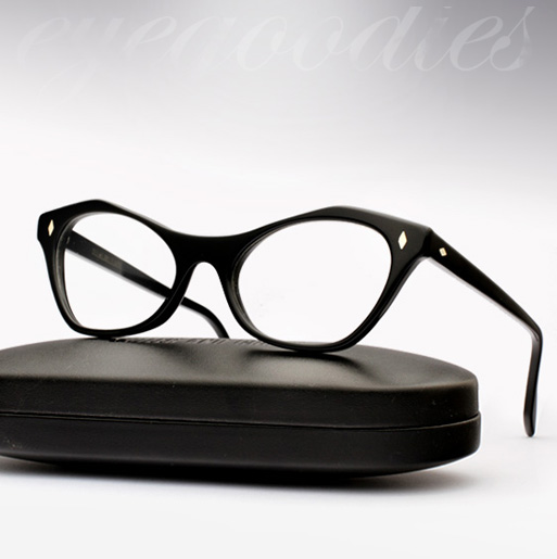 Cutler and Gross 1030 eyeglasses - Black