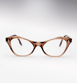Cutler and Gross 1030 eyeglasses - Cola