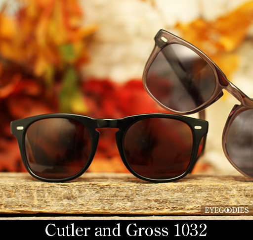 Cutler and Gross 1032 sunglasses