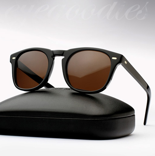 Cutler and Gross 1032 sunglasses - Black
