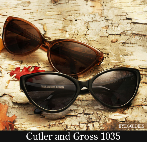 Cutler and Gross 1035 sunglasses