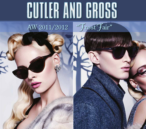 Cutler and Gross AW 2011/2012 Frost Fair