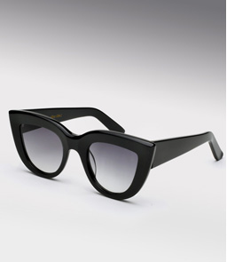 Graz X Ellery Sunglasses - Black