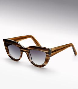 Graz X Ellery Sunglasses -Streaked Tortoise