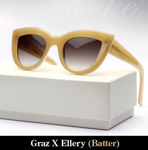 Graz X Ellery Sunglasses -Batter