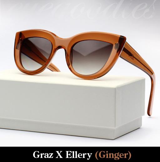 Graz X Ellery Sunglasses -Ginger
