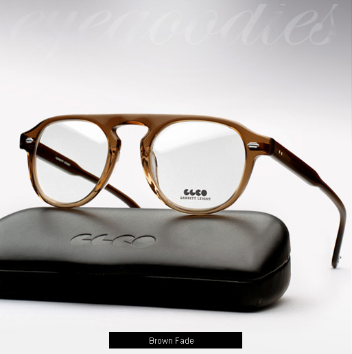 GLCO Harding Eyeglasses-Brown Fade