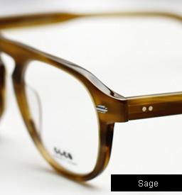 GLCO Harding Eyeglasses-Sage