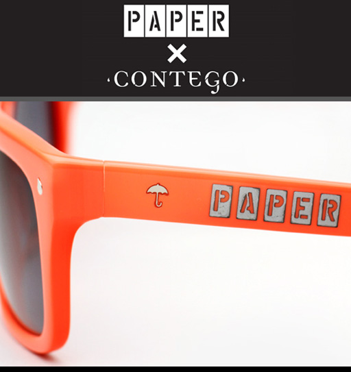PAPER MAG X Contego Eyewear