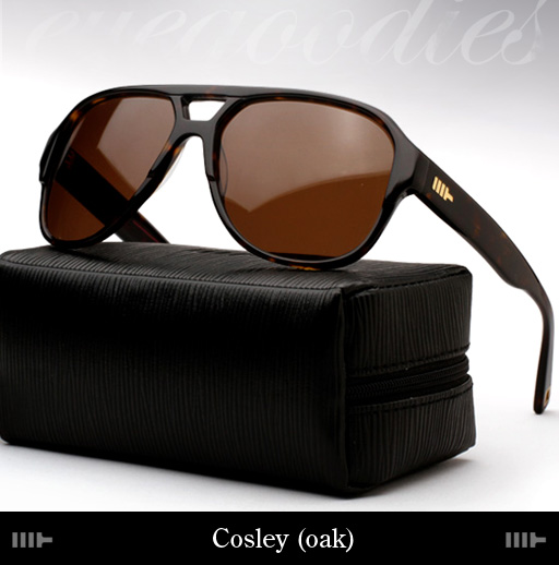 Mosley Tribes Cosley Sunglasses - Oak