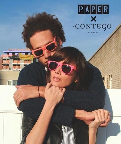 Paper X Contego Eyewear