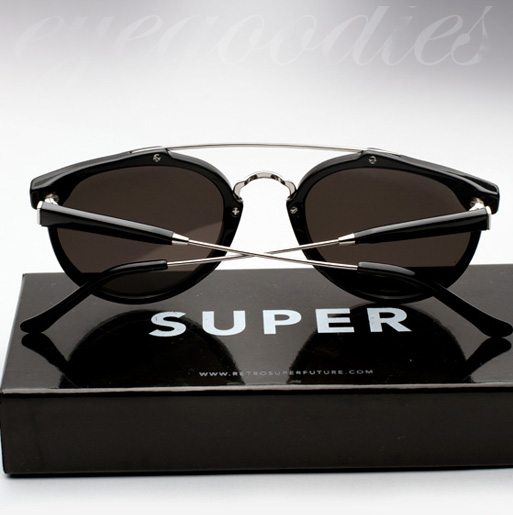 Super Jaguar Sunglasses - Black
