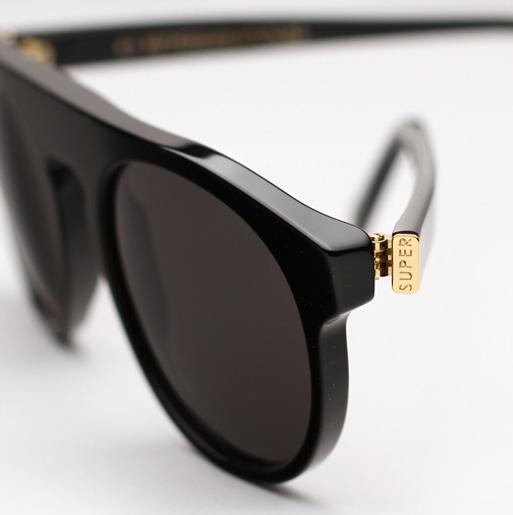 SUPER Racer Sunglasses - Black
