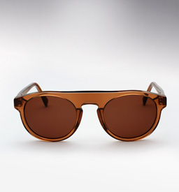 Super Racer Sunglasses - Brown